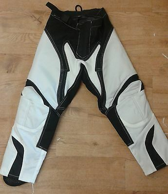 Motocross Mx Bmx Race Jeans Pants Trousers 36""