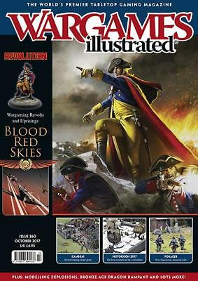 Wargames Illustrated - Issue 360 October 2017 - Revolution - Blood Red Skies