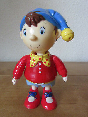 Fab Rare Jointed *noddy* Play Figure Rattle Toy