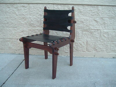 Angel Pazmino Rosewood Chair