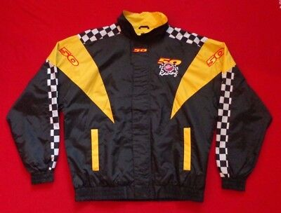 NASCAR #50 Dr. Pepper Jacket and Matching Hat Mark Green NEW
