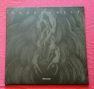 Anhedonist - Netherwards - LP - 2012 Limited to 350 Nuclear Winter Evoken