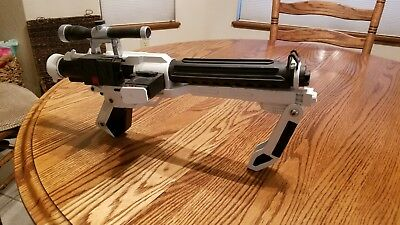 Star Wars First Order Stormtrooper Blaster full scale 1:1 Prop Replica