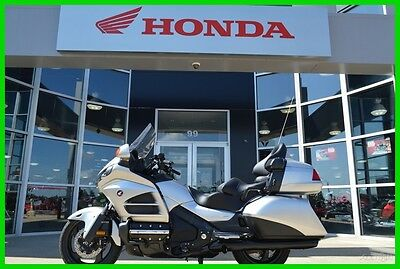 Honda Gold Wing®  2016 Honda Gold Wing Audio Comfort Navi XM ABS New