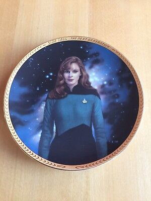 The Hamilton Collection: Star Trek Next Generation 5th Anniversary 'Dr.Crusher'