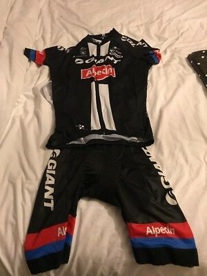 Team Giant Alpecin Sunweb Cycle Bib Shorts And Jersey Xxl
