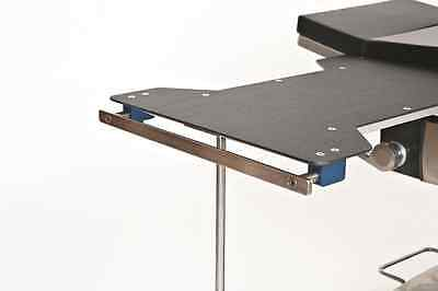 New MCM-314 / MCM-324 Surgical Table Arm Board Add-A-Rail Attachment