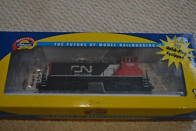 Athearn Canadian National SW1500 #1569 - Perfect Condition