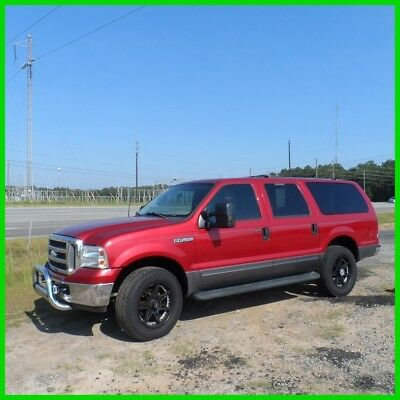 2005 Ford Excursion  2005 Ford Excursion leather Used 6.8L V10 Automatic 4WD SUV