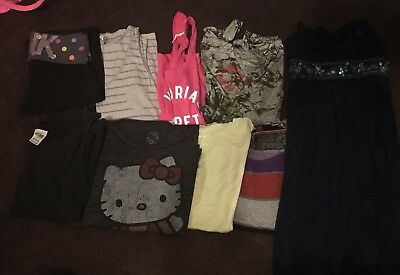Lot Of Junior Clothing Size Small