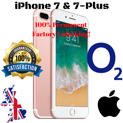 O2 Uk Iphone 6 / 6S / 6+ Factory Unlock Code - Clean Imei  Fast Service