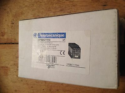TELEMECANIQUE XPSBC1110 Preventa XPS BC Safety Relay, 24 V dc, 2 Safety, 1 Aux