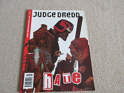 Judge Dredd Mega special 1993 No 5- Hate