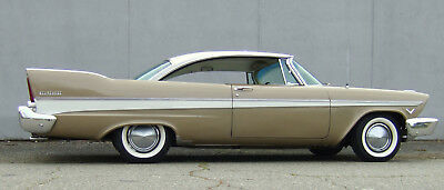 1957 Plymouth Other chrome 1957 Plymouth Belvedere 2dr. ht. low miles, great driver 1959 1958 1960