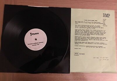 "Ocean Colour scene - Sway (!phffft records) 12"" Promo + Broadsheet"