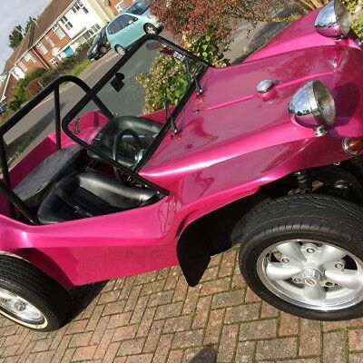 1968 VW Hustler Beach Buggy, rare opportunity and such great fun!