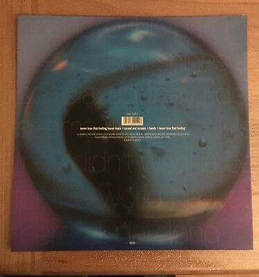 "SWERVEDRIVER Never Lose That Feeling 12 "" Vinyl Single CRE120T Creation Records"