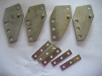 NOS TRAULSEN  Hinge Assembly Set plus extras #267261-1