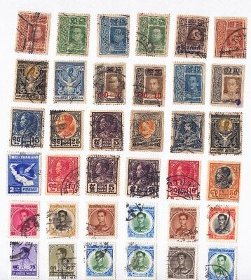 Thailand Stamps, mixed lot .