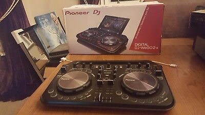 Pioneer DJ-Wego 2-K USB Controller DJ Mixing Desk with ipad/iphone flash cable