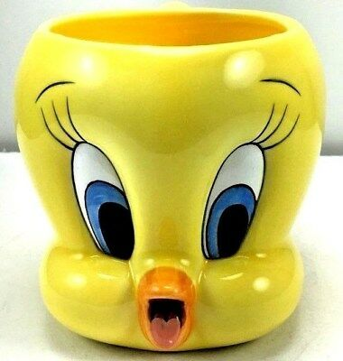 Tweety Bird Applause Coffee Cup Tea Mug With Original Box Warner Brothers 1995