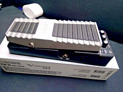 BOSS PW-10 V-WAH PEDAL Modeling COSM Wah Pedal