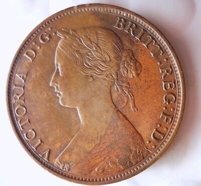 1861 CANADA (NEW BRUNSWICK) CENT - HIGH GRADE Low Mintage Quality Coin -Lot #111