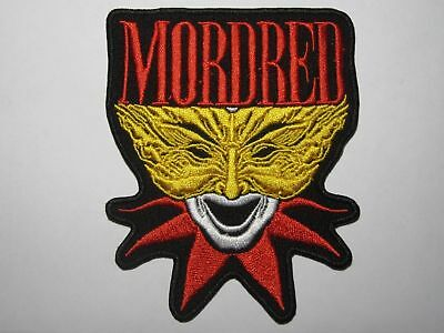 MORDRED embroidered NEW patch thrash funk metal