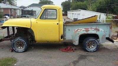 1955 Ford F-100  55 ford