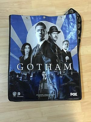 SDCC 2015 Comic Con Exclusive Gotham Backpack Tote Bag