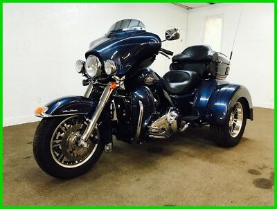 Touring  2009 Harley-Davidson Touring Tri Glide Ultra Classic FLHTCUTG 103CU WE SHIP