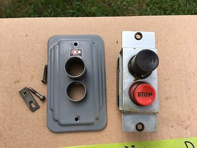 Delta Rockwell Push Button Switch by Cutler Hammer