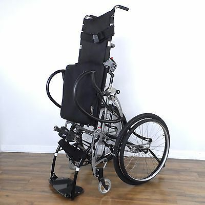 LifeStand LSA Helium standing wheelchair, power-assisted - permobil-levo-tilite
