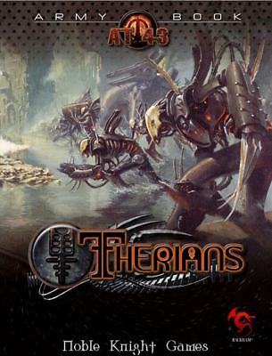 Rackham AT-43 Therian Army Book SC NM-