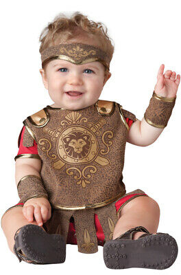 Spartan Baby Boy Roman Gladiator Warrior Infant Costume