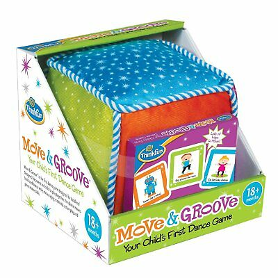 Move and Groove Game
