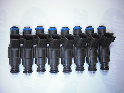 Flow Matched Refurbished Fuel Injectors # 0280155923 for GM Cadillac 8