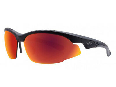 Greg Norman G4027 Performance Sunglasses - Black/Grey/Red