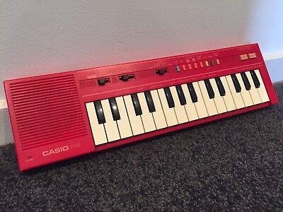 Vintage Casio PT-1 Electronic Keyboard