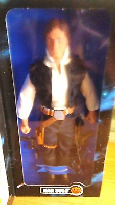Old Vintage Original Star Wars Collector Series Han Solo By Kenner 1996