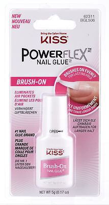Kiss PowerFlex Brush On Nail Glue