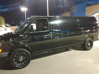 """2010 Chevrolet Express RWD 2500 135"""" 2010 Chevy Express 2500"""