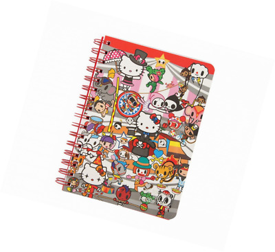 Hello Kitty Journal: Tokidoki