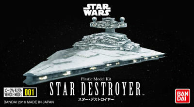 Bandai STAR WARS Palm-Sized Vehicle Model STAR DESTROYER from Japan Rare