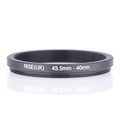 RISE(UK) 43.5-40MM 43.5 MM- 40 MM Step Down Ring Filter Camera Adapter