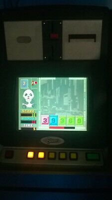 VIDEOPOKER DA BANCO TETRIS POKER JAMMA (no mame, flipper, slot machine)