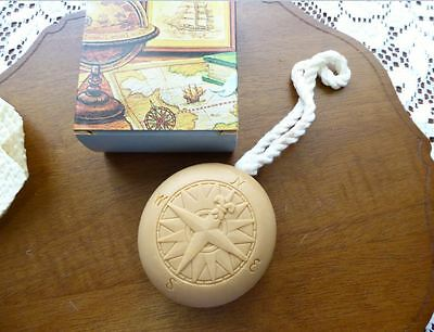 Vintage Avon Compass Soap-on-a-Rope - Gentleman's Blend