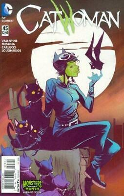 Catwoman #45 (Vol 4) Monsters Variant
