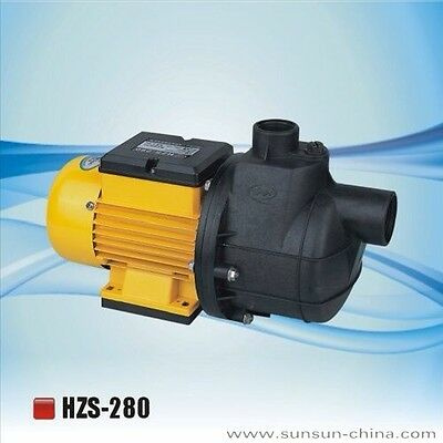 swimming pool pump HZS-280
