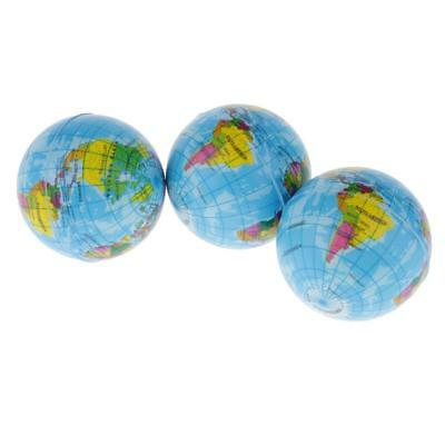 12pcs world map earth globe squeeze balls hands exercise stress 12pcs world map globe ball squeeze ball mood relief toy hand exercise gift gumiabroncs Choice Image